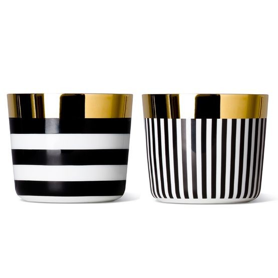 Sip of Gold, Champagne Tumbler, Vertical Stripes
