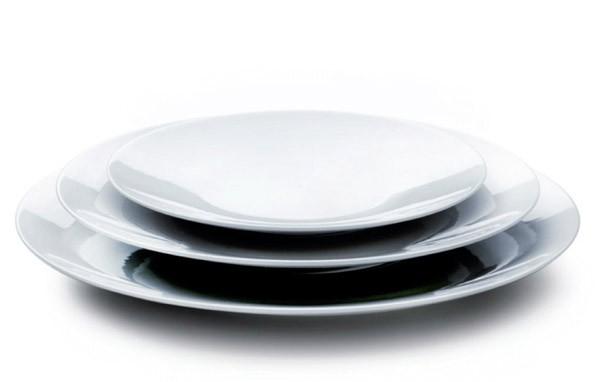 Coupe, Dessert plate