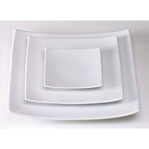 Oxygene, Square small plate