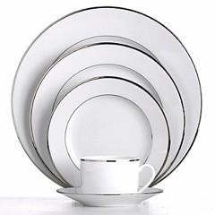Cristal, Dinner plate