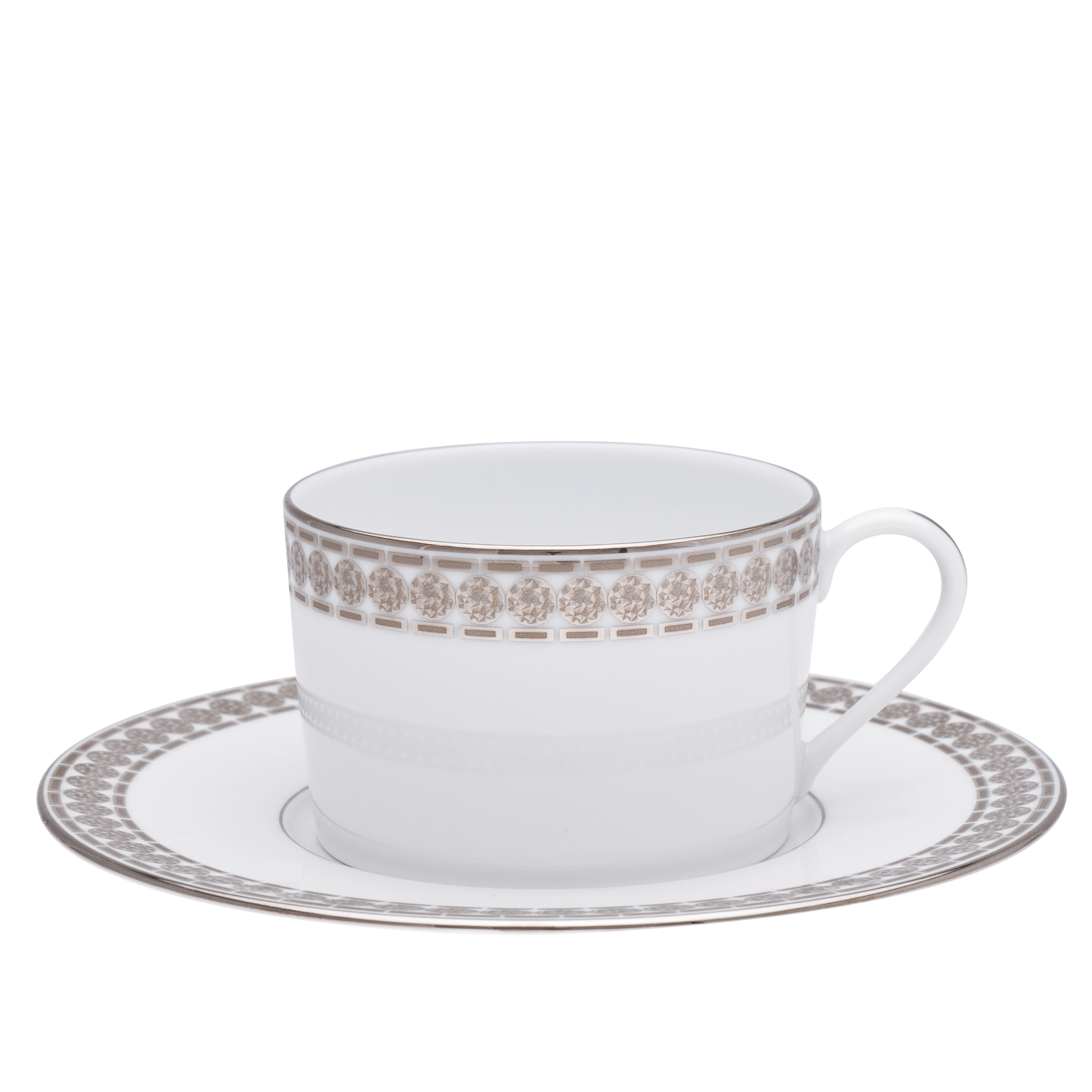 Éternité, Tea Cup and Saucer