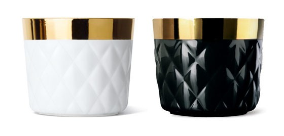 Sip of Gold, Champagne Tumbler, White Cushion