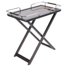 Riviera Tray table with Stand