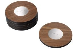 Stacking Magnetic Coasters, Set of 6