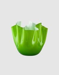 Fazzoletti Bicolore, Vase