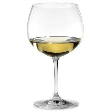Vinum Oaked Chardonnay, White Wine glass