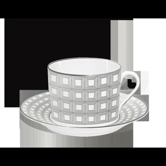 Duomo, Tea cup and saucer