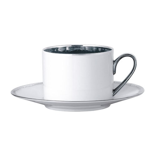 Silver Dust, Cup and saucer