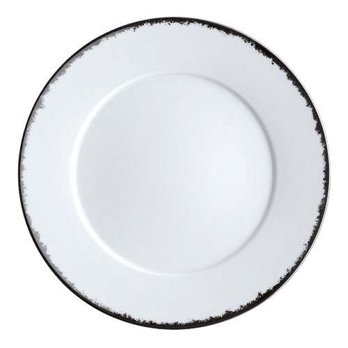 Silver Dust, Dinner plate