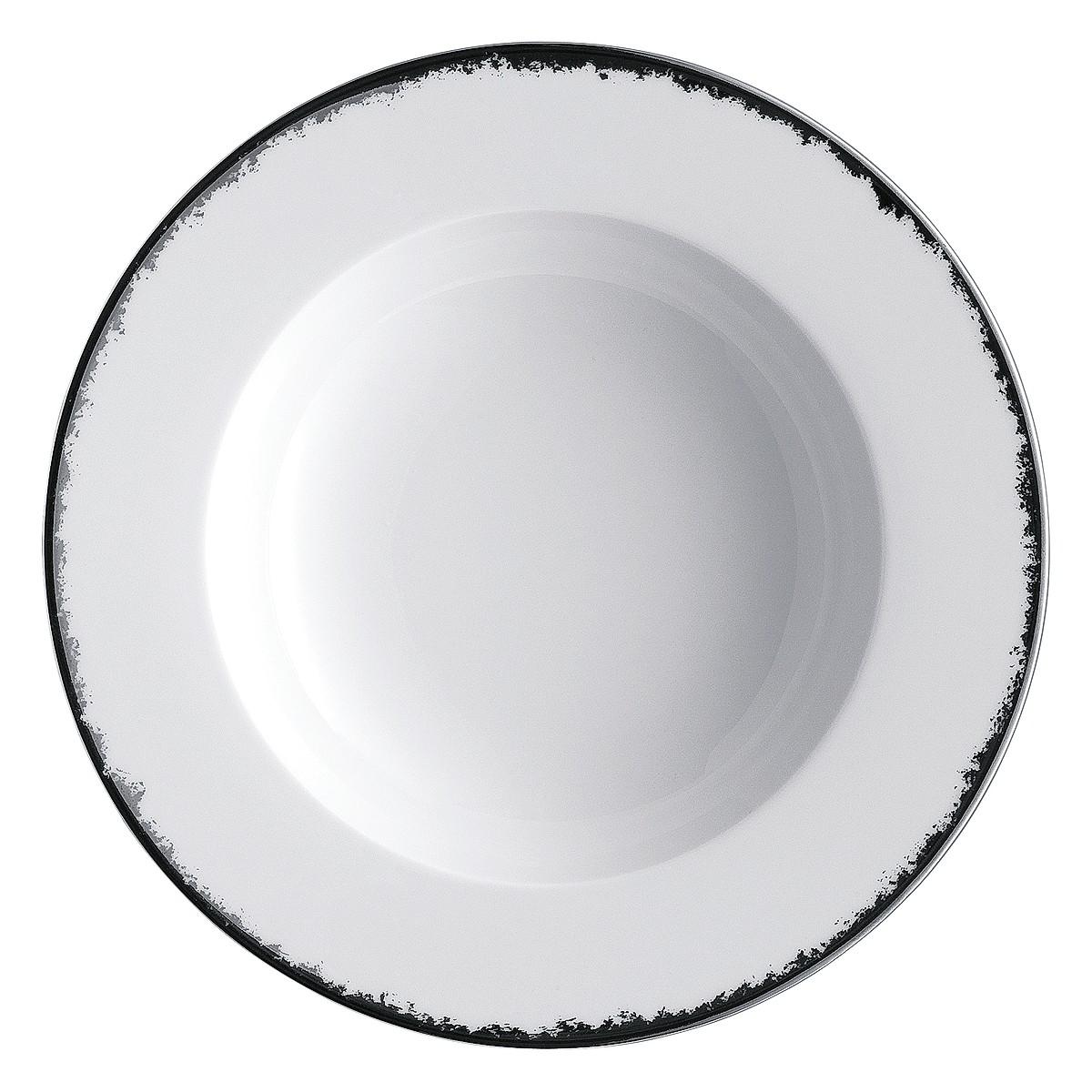 Silver Dust, Soup plate