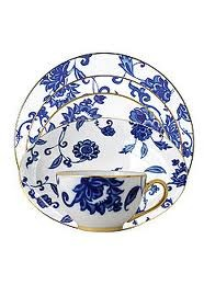 Prince Blue, Dessert plate