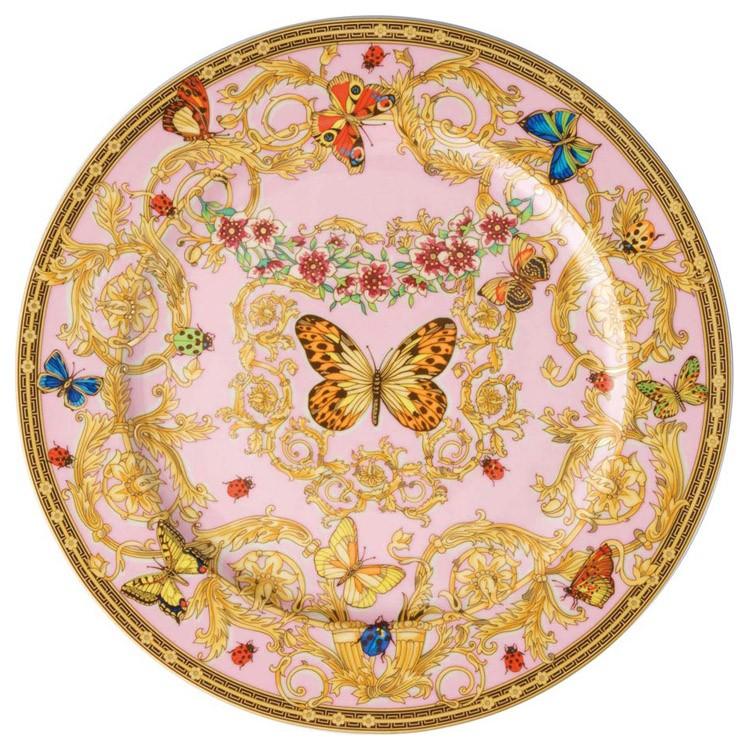 Le Jardin de Versace, Charger
