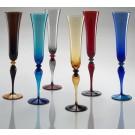 I Calici Superbe, Champagne flutes