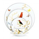 Aux Oiseaux, Tea Cup and Saucer