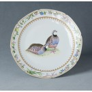 Flora and Fauna, Dinner Plate