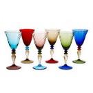 I Barocchi Sandra,6  Wine Glasses