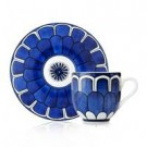 Blues d'Ailleurs, Expresso Cup and Saucer