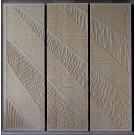 Wooden Murals : Plume