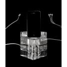 Iphone crystal dock