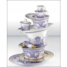 Le Grand Divertissement, Tea cup and saucer